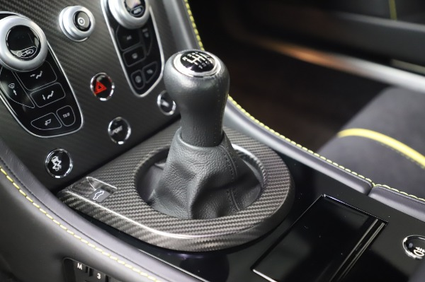 Used 2017 Aston Martin V12 Vantage S for sale $185,900 at Aston Martin of Greenwich in Greenwich CT 06830 17