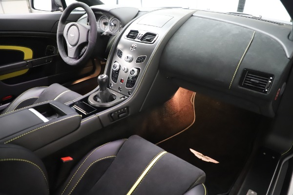 Used 2017 Aston Martin V12 Vantage S for sale $185,900 at Aston Martin of Greenwich in Greenwich CT 06830 18