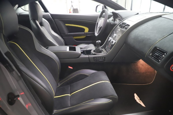 Used 2017 Aston Martin V12 Vantage S for sale $185,900 at Aston Martin of Greenwich in Greenwich CT 06830 19