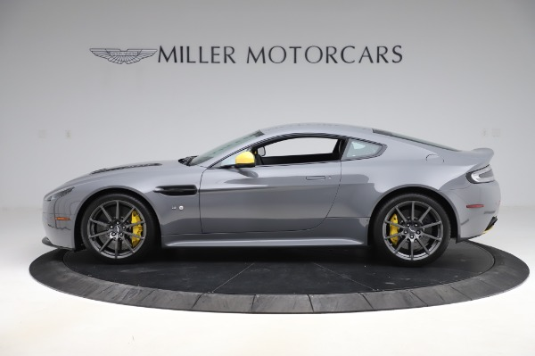 Used 2017 Aston Martin V12 Vantage S for sale $185,900 at Aston Martin of Greenwich in Greenwich CT 06830 2