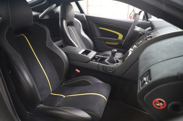 Used 2017 Aston Martin V12 Vantage S for sale $185,900 at Aston Martin of Greenwich in Greenwich CT 06830 20