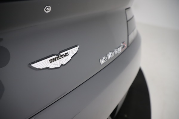 Used 2017 Aston Martin V12 Vantage S for sale $185,900 at Aston Martin of Greenwich in Greenwich CT 06830 24