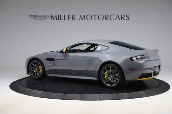 Used 2017 Aston Martin V12 Vantage S for sale $185,900 at Aston Martin of Greenwich in Greenwich CT 06830 3