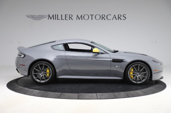 Used 2017 Aston Martin V12 Vantage S for sale $185,900 at Aston Martin of Greenwich in Greenwich CT 06830 8