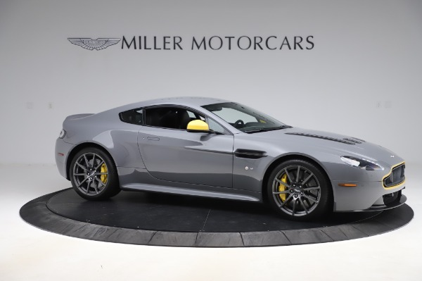 Used 2017 Aston Martin V12 Vantage S for sale $185,900 at Aston Martin of Greenwich in Greenwich CT 06830 9
