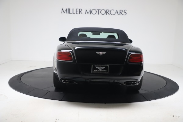 Used 2014 Bentley Continental GTC V8 S for sale $109,900 at Aston Martin of Greenwich in Greenwich CT 06830 15