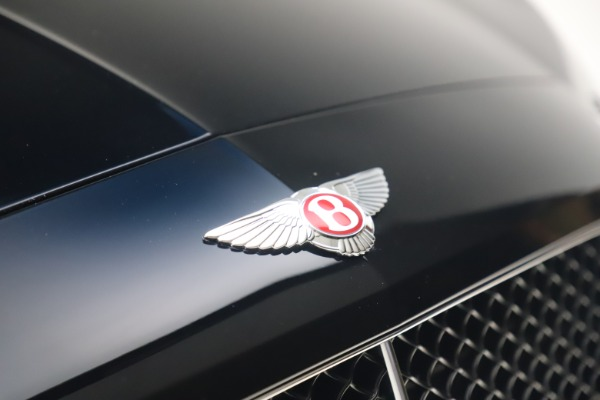 Used 2014 Bentley Continental GTC V8 S for sale $109,900 at Aston Martin of Greenwich in Greenwich CT 06830 21