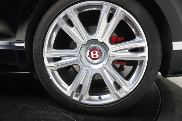 Used 2014 Bentley Continental GT V8 S for sale $109,900 at Aston Martin of Greenwich in Greenwich CT 06830 22