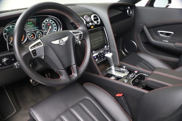 Used 2014 Bentley Continental GT V8 S for sale $109,900 at Aston Martin of Greenwich in Greenwich CT 06830 24