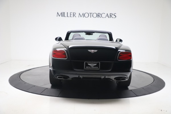 Used 2014 Bentley Continental GTC V8 S for sale $109,900 at Aston Martin of Greenwich in Greenwich CT 06830 5