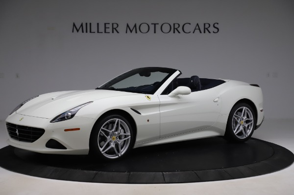 Used 2016 Ferrari California T for sale Sold at Aston Martin of Greenwich in Greenwich CT 06830 2
