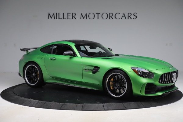 Used 2019 Mercedes-Benz AMG GT R for sale $155,900 at Aston Martin of Greenwich in Greenwich CT 06830 10