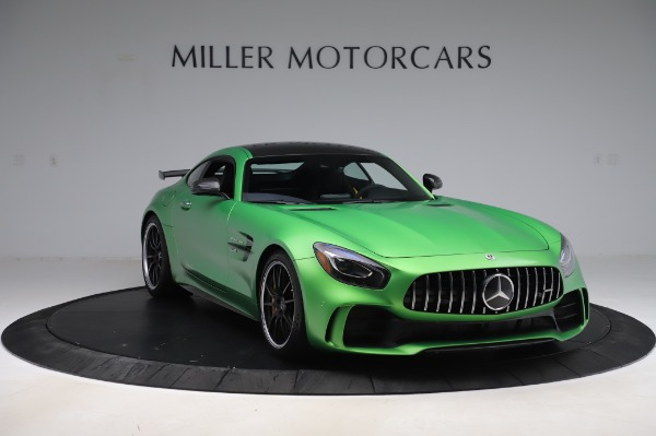 Used 2019 Mercedes-Benz AMG GT R for sale $155,900 at Aston Martin of Greenwich in Greenwich CT 06830 11