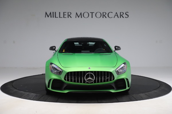 Used 2019 Mercedes-Benz AMG GT R for sale $155,900 at Aston Martin of Greenwich in Greenwich CT 06830 12