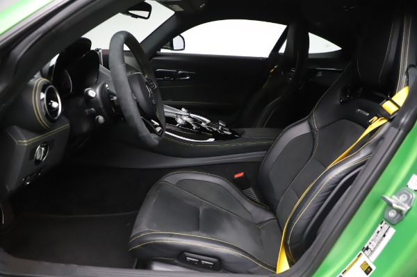 Used 2019 Mercedes-Benz AMG GT R for sale $155,900 at Aston Martin of Greenwich in Greenwich CT 06830 14