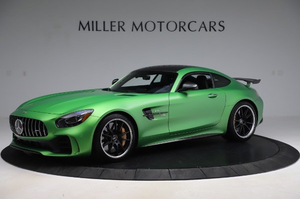 Used 2019 Mercedes-Benz AMG GT R for sale $155,900 at Aston Martin of Greenwich in Greenwich CT 06830 2