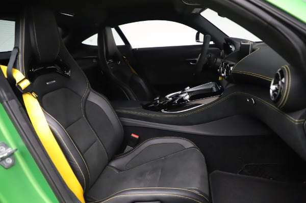 Used 2019 Mercedes-Benz AMG GT R for sale $155,900 at Aston Martin of Greenwich in Greenwich CT 06830 20