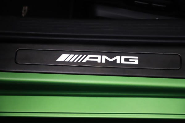 Used 2019 Mercedes-Benz AMG GT R for sale $155,900 at Aston Martin of Greenwich in Greenwich CT 06830 27
