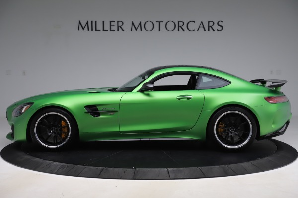 Used 2019 Mercedes-Benz AMG GT R for sale $155,900 at Aston Martin of Greenwich in Greenwich CT 06830 3