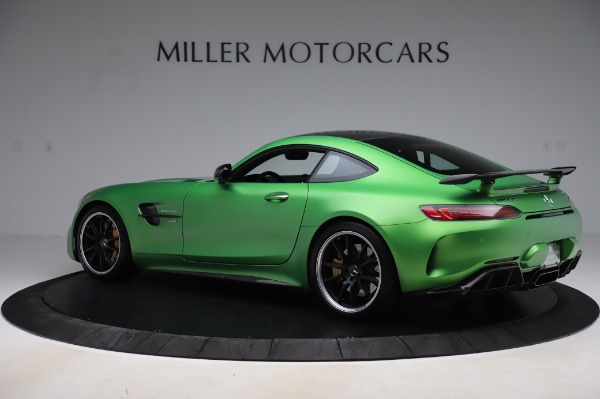 Used 2019 Mercedes-Benz AMG GT R for sale $155,900 at Aston Martin of Greenwich in Greenwich CT 06830 4