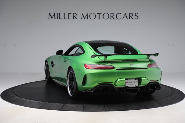 Used 2019 Mercedes-Benz AMG GT R for sale $155,900 at Aston Martin of Greenwich in Greenwich CT 06830 5