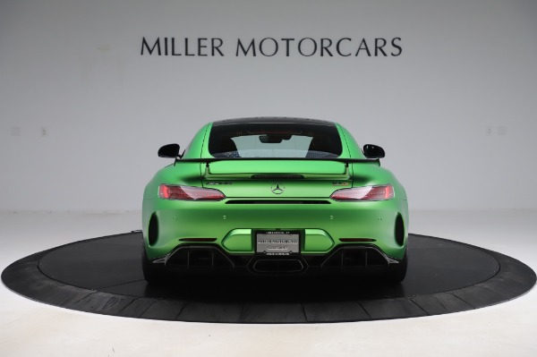 Used 2019 Mercedes-Benz AMG GT R for sale $155,900 at Aston Martin of Greenwich in Greenwich CT 06830 6