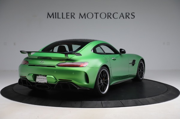 Used 2019 Mercedes-Benz AMG GT R for sale $155,900 at Aston Martin of Greenwich in Greenwich CT 06830 7