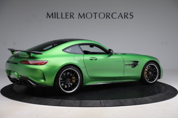 Used 2019 Mercedes-Benz AMG GT R for sale $155,900 at Aston Martin of Greenwich in Greenwich CT 06830 8