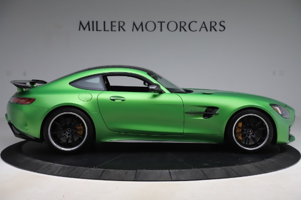 Used 2019 Mercedes-Benz AMG GT R for sale $155,900 at Aston Martin of Greenwich in Greenwich CT 06830 9