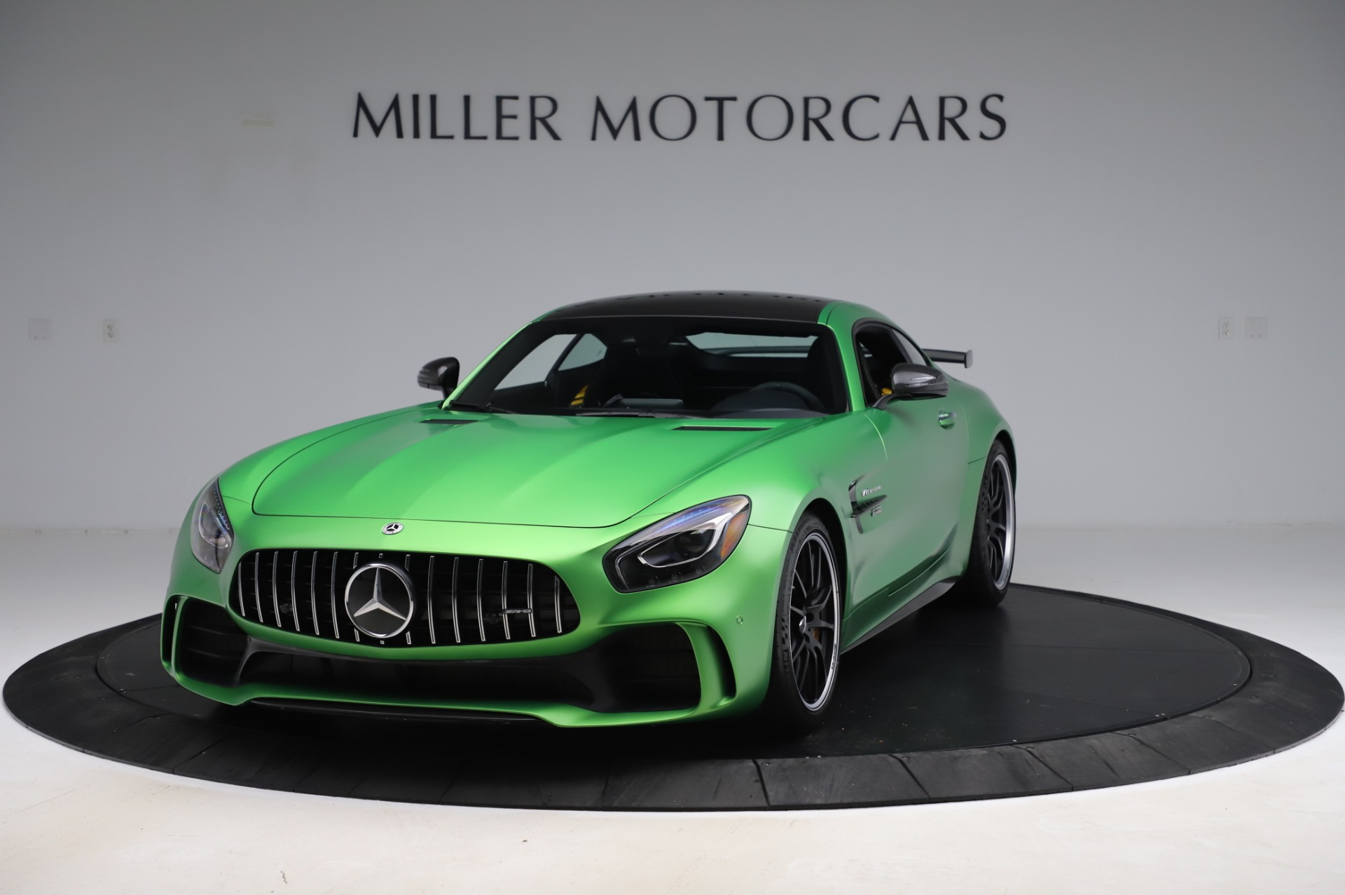 Used 2019 Mercedes-Benz AMG GT R for sale $155,900 at Aston Martin of Greenwich in Greenwich CT 06830 1