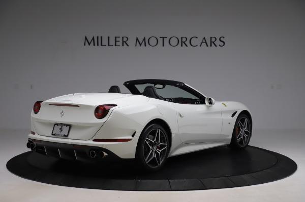 Used 2015 Ferrari California T for sale $159,900 at Aston Martin of Greenwich in Greenwich CT 06830 7