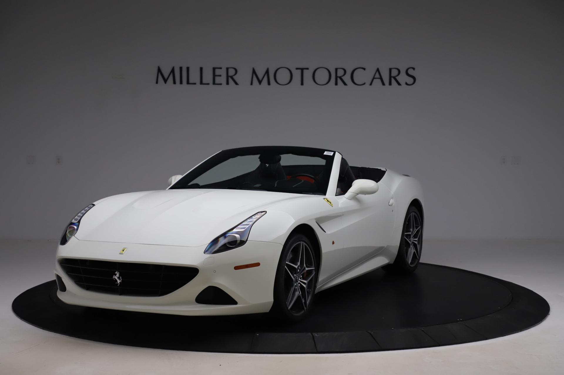 Used 2015 Ferrari California T for sale $159,900 at Aston Martin of Greenwich in Greenwich CT 06830 1