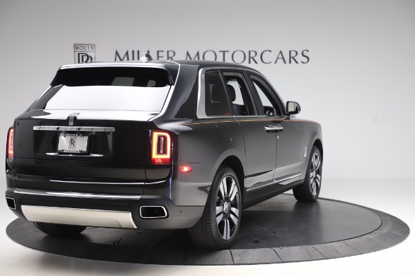 Used 2019 Rolls-Royce Cullinan for sale $349,900 at Aston Martin of Greenwich in Greenwich CT 06830 6