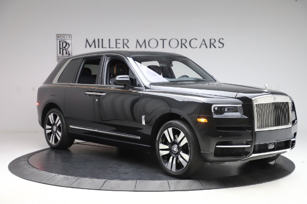 Used 2019 Rolls-Royce Cullinan for sale $349,900 at Aston Martin of Greenwich in Greenwich CT 06830 8