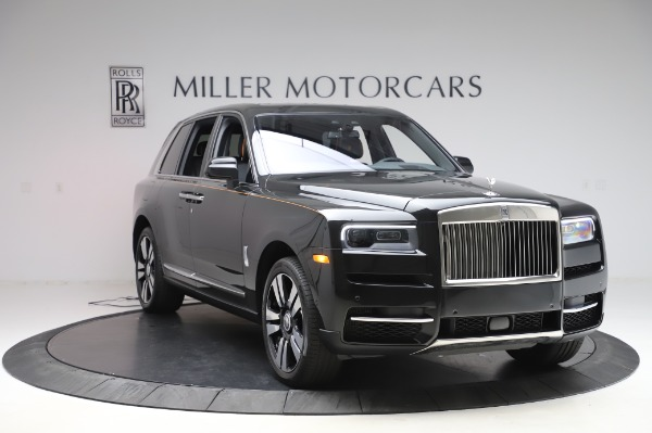 Used 2019 Rolls-Royce Cullinan for sale $349,900 at Aston Martin of Greenwich in Greenwich CT 06830 9