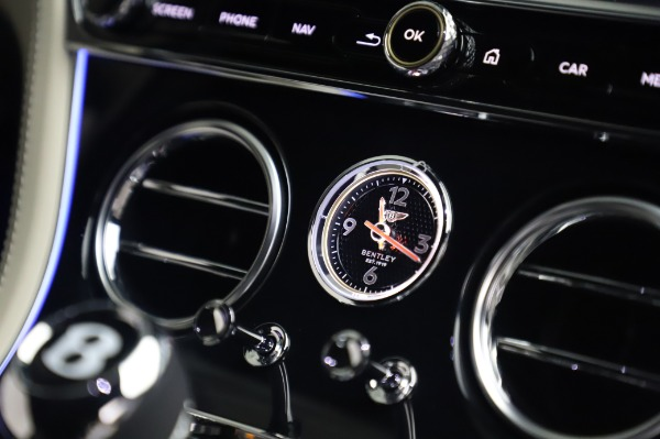 Used 2020 Bentley Continental GT V8 First Edition for sale $259,900 at Aston Martin of Greenwich in Greenwich CT 06830 26
