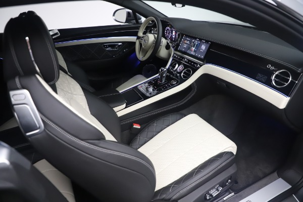 Used 2020 Bentley Continental GT V8 First Edition for sale $259,900 at Aston Martin of Greenwich in Greenwich CT 06830 27