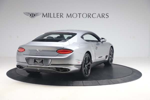 Used 2020 Bentley Continental GT V8 First Edition for sale $259,900 at Aston Martin of Greenwich in Greenwich CT 06830 7