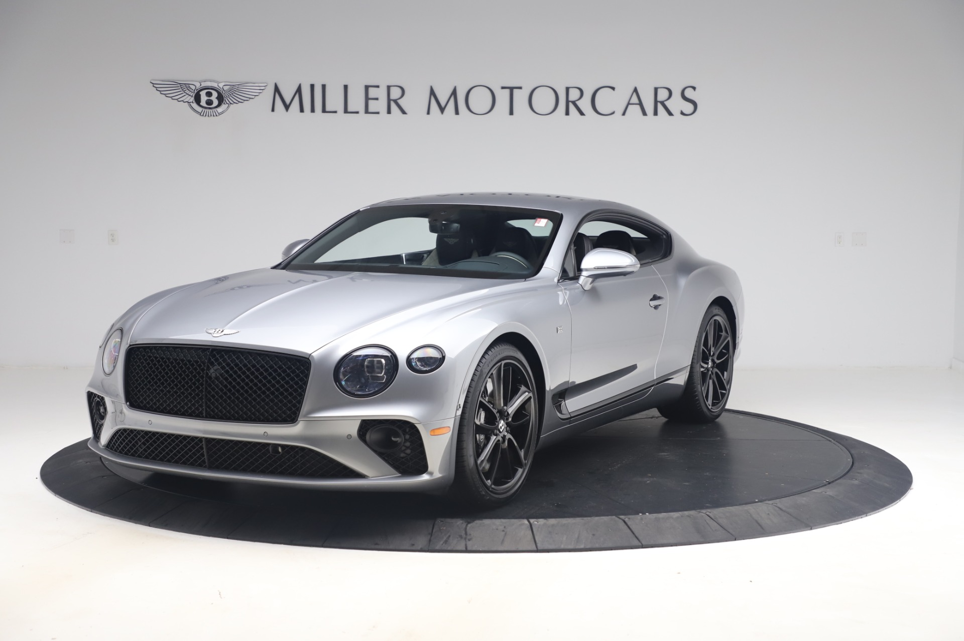 Used 2020 Bentley Continental GT V8 First Edition for sale $259,900 at Aston Martin of Greenwich in Greenwich CT 06830 1
