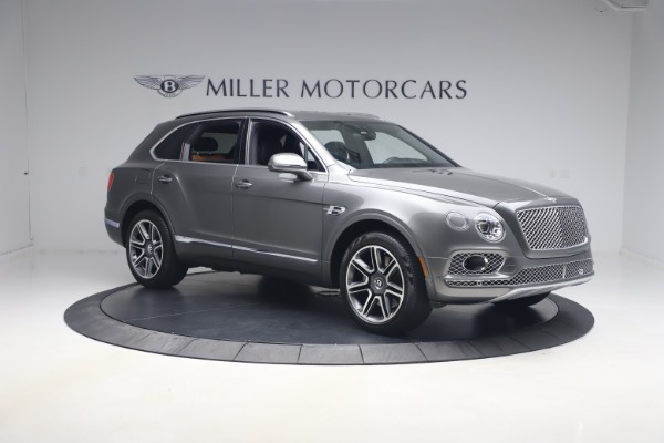 Used 2018 Bentley Bentayga Activity Edition for sale $156,900 at Aston Martin of Greenwich in Greenwich CT 06830 10