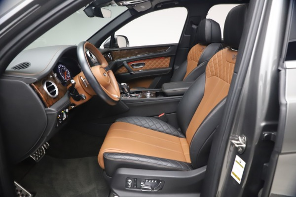 Used 2018 Bentley Bentayga Activity Edition for sale $156,900 at Aston Martin of Greenwich in Greenwich CT 06830 18