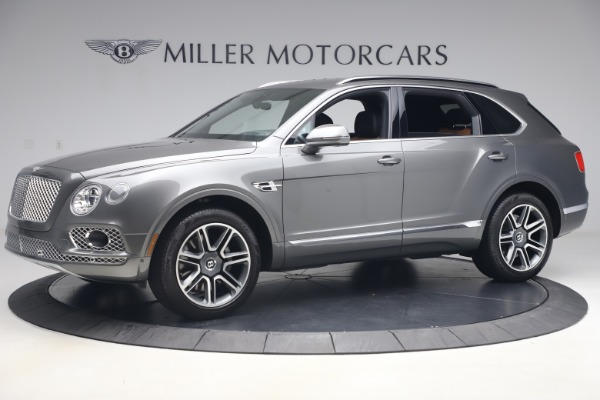 Used 2018 Bentley Bentayga Activity Edition for sale $156,900 at Aston Martin of Greenwich in Greenwich CT 06830 2