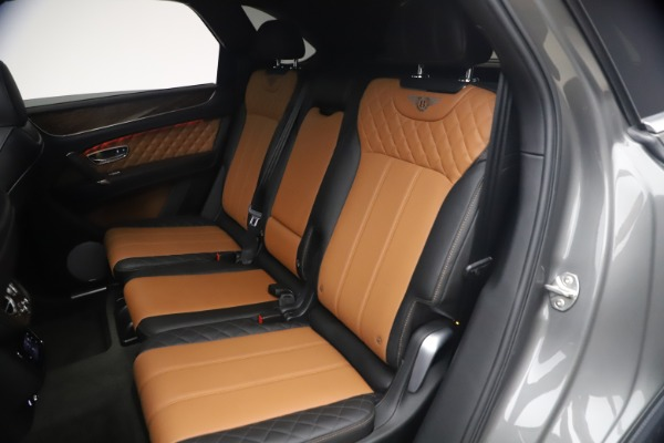Used 2018 Bentley Bentayga Activity Edition for sale $156,900 at Aston Martin of Greenwich in Greenwich CT 06830 24