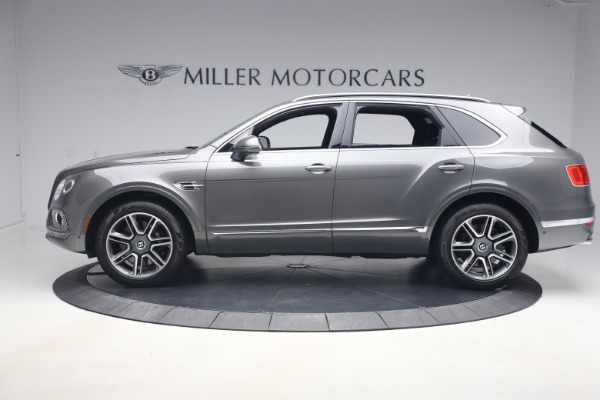 Used 2018 Bentley Bentayga Activity Edition for sale $156,900 at Aston Martin of Greenwich in Greenwich CT 06830 3