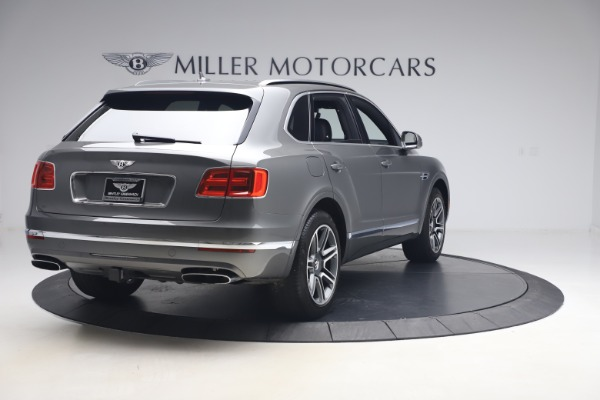 Used 2018 Bentley Bentayga Activity Edition for sale $156,900 at Aston Martin of Greenwich in Greenwich CT 06830 7
