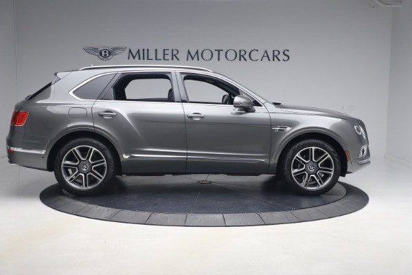 Used 2018 Bentley Bentayga Activity Edition for sale $156,900 at Aston Martin of Greenwich in Greenwich CT 06830 9