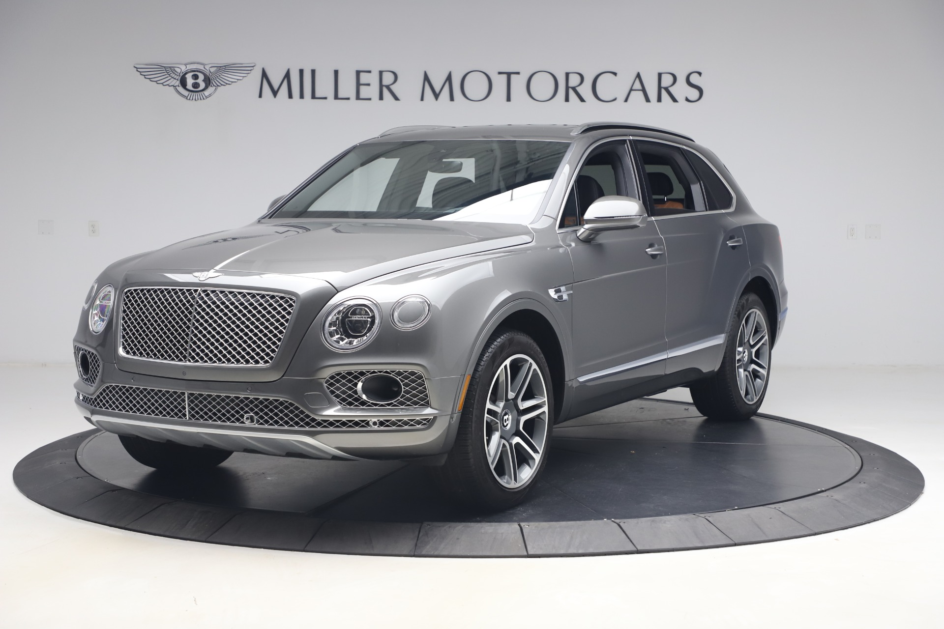 Used 2018 Bentley Bentayga Activity Edition for sale $156,900 at Aston Martin of Greenwich in Greenwich CT 06830 1