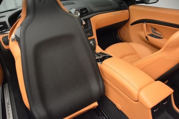 New 2016 Maserati GranTurismo MC for sale Sold at Aston Martin of Greenwich in Greenwich CT 06830 25