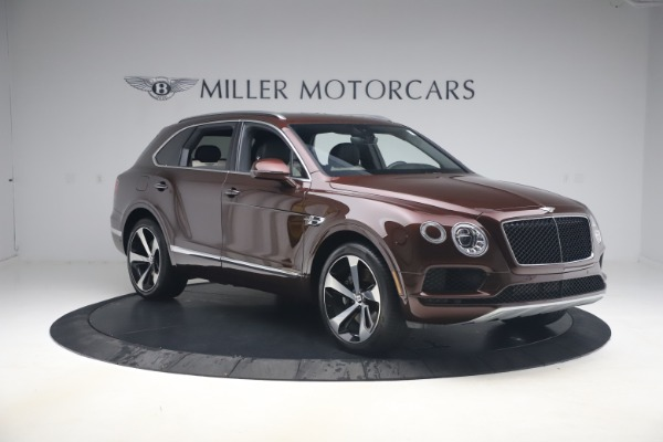 Used 2020 Bentley Bentayga V8 for sale $186,900 at Aston Martin of Greenwich in Greenwich CT 06830 11
