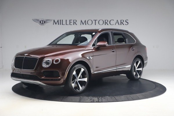 Used 2020 Bentley Bentayga V8 for sale $186,900 at Aston Martin of Greenwich in Greenwich CT 06830 2